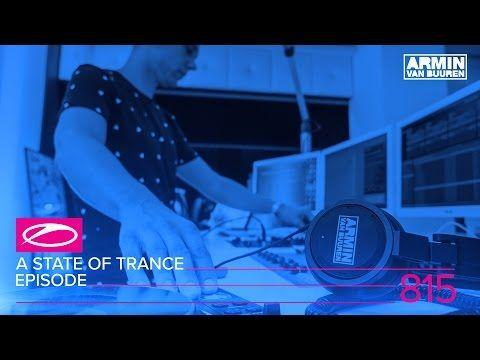A State Of Trance Episode 815 Asot815