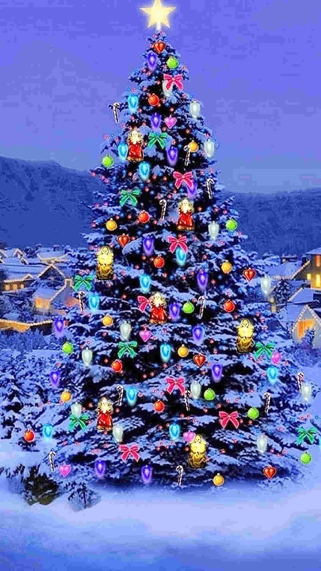 Free Christmas Wallpaper For Phone 707527 Buy Christmas Tree
