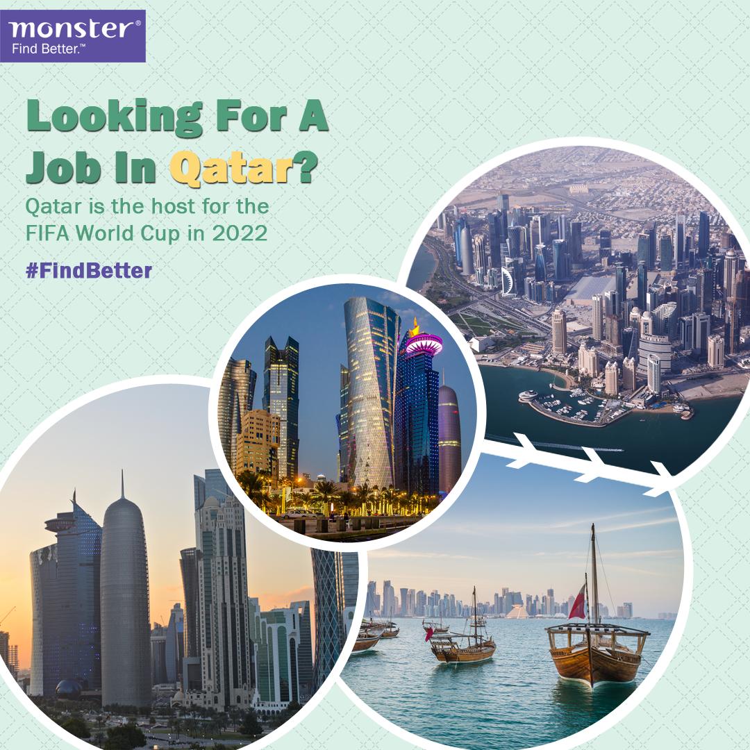 Looking for a job in Qatar? Job, Qatar, Looking for a job