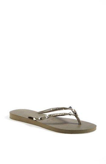 e7751e4de836 Havaianas  Slim Hardware  Flip Flop (Women) available at  Nordstrom ...