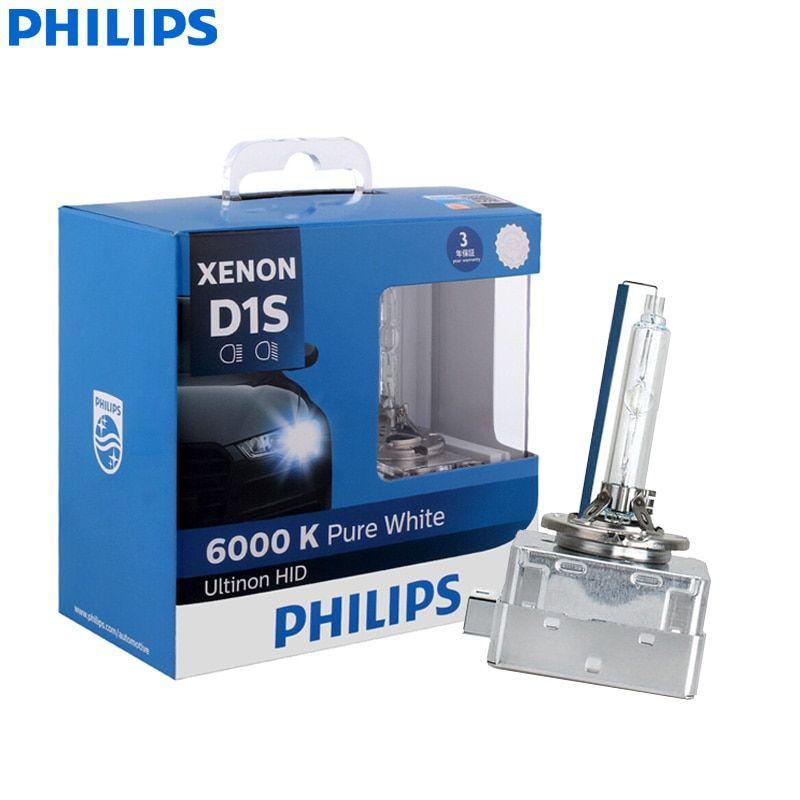 Philips Ultinon Hid D1s 85410wxx2 35w 6000k Cool White Light Xenon Hid Headlight Car Bulbs Au Di 2020