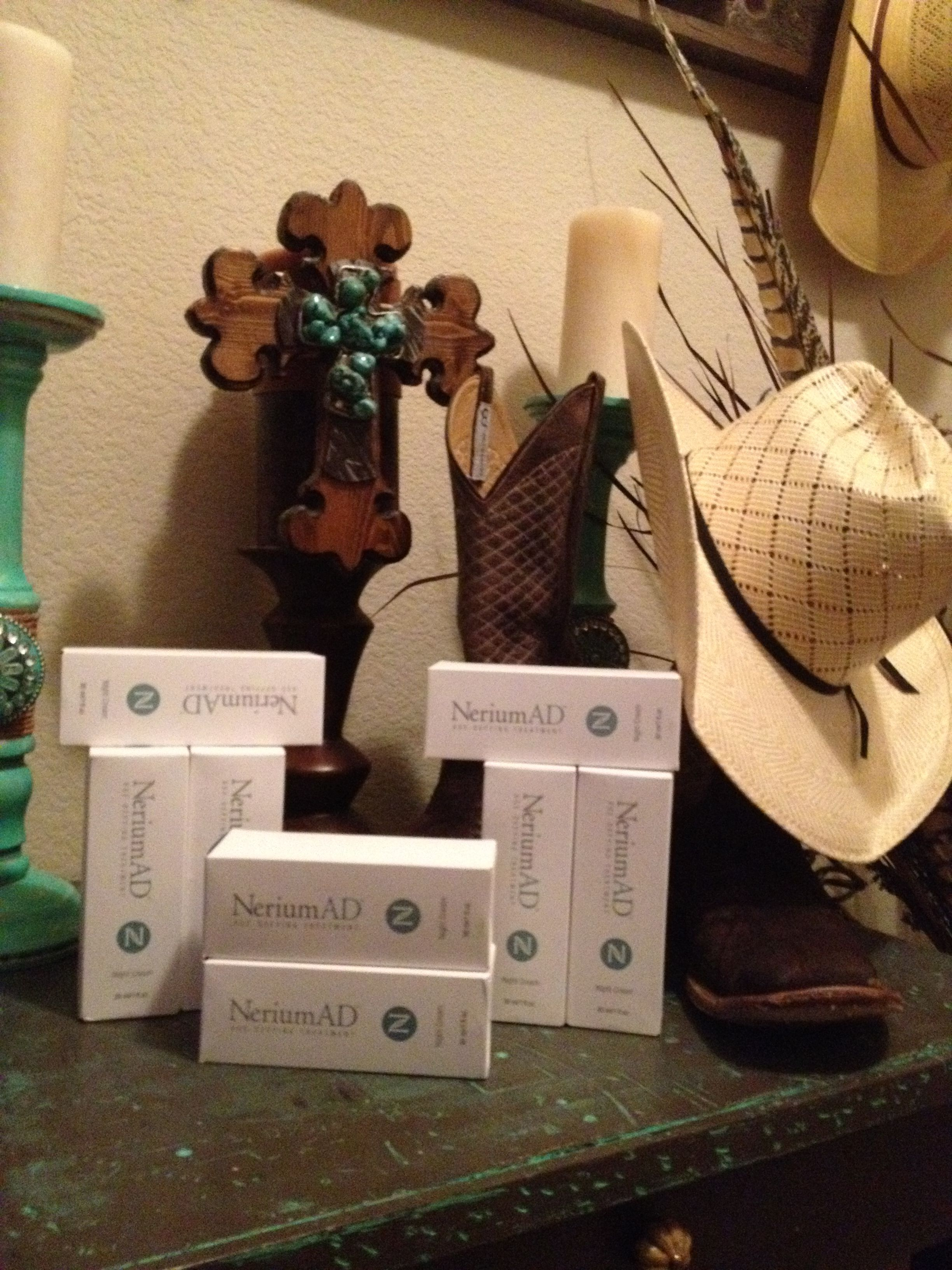 JD knows that Nerium Gives Back! Nerium, Nerium