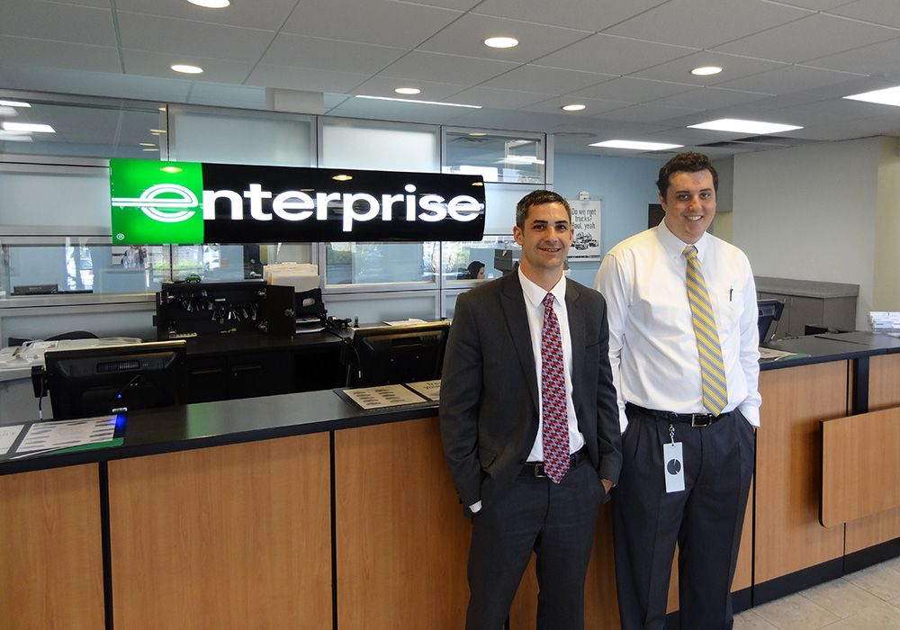 Enterprise Car Rental Las Vegas Locations
