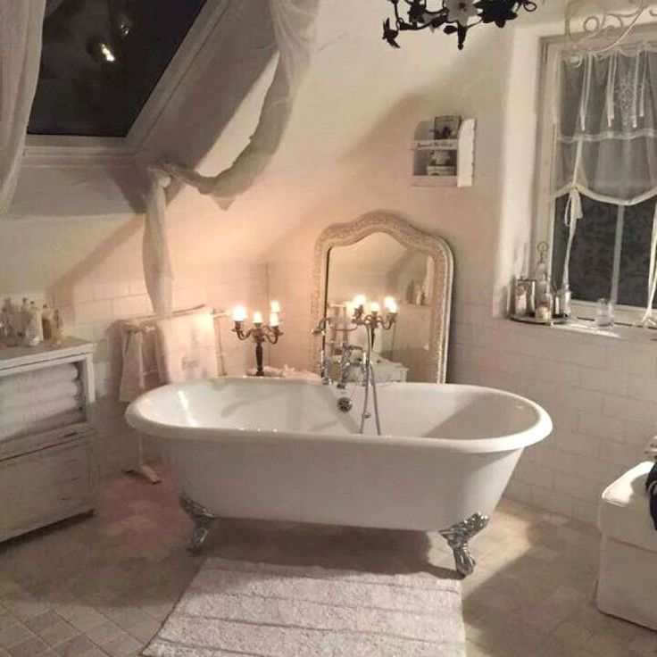 Shabbychiccool 75 Shabby Chic Bathroom Decorating Ideas Source Link