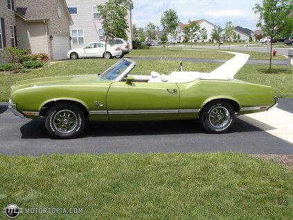 1971 Oldsmobile Cutlass 442 Free Shipping Frame Off Resto 455 Ps Pdb Auto Trans Oldsmobile Cutlass Oldsmobile Oldsmobile 442
