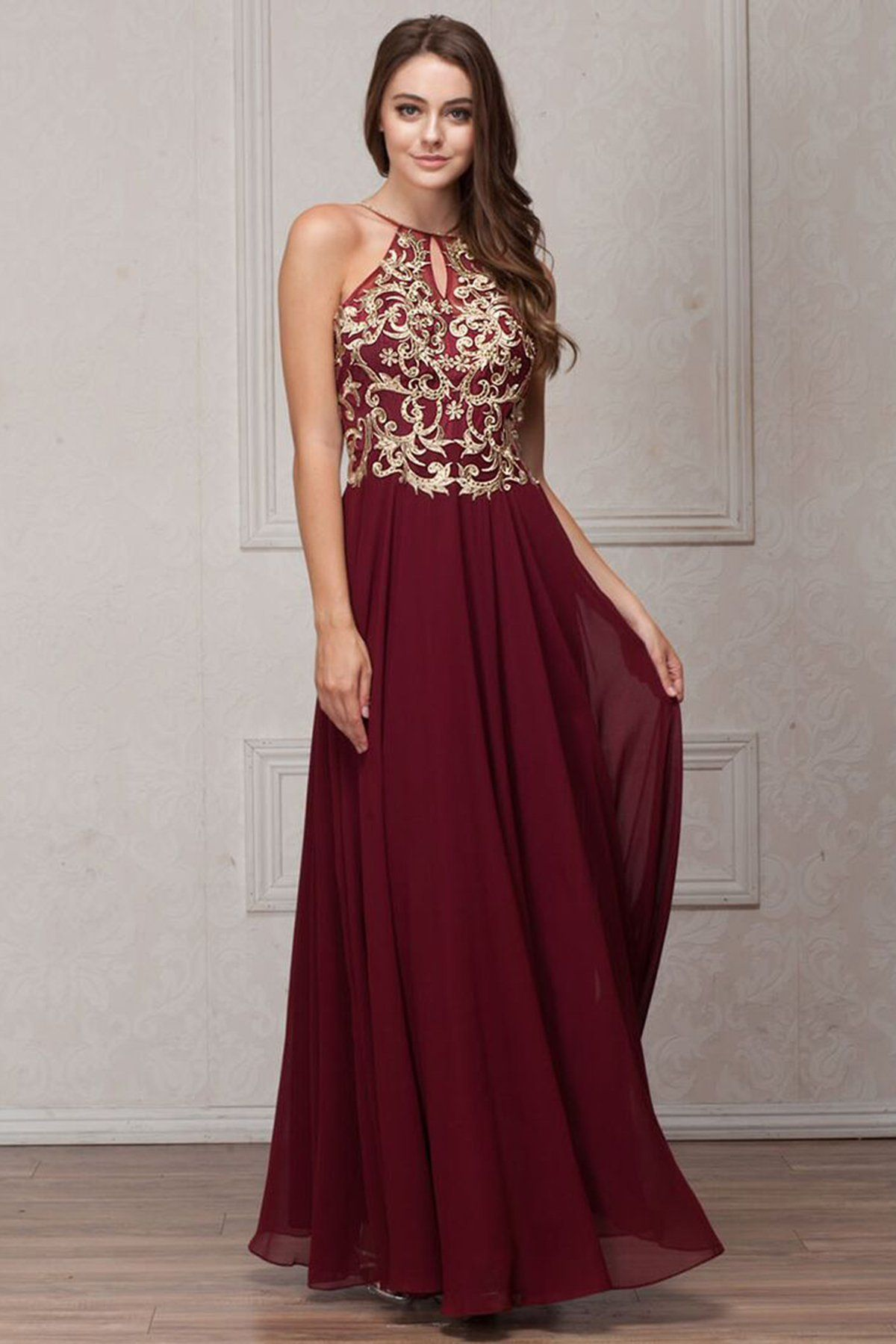 43d7015b77e5 Beautiful Long Formal Evening Gowns AC768 | Products | Evening gowns ...