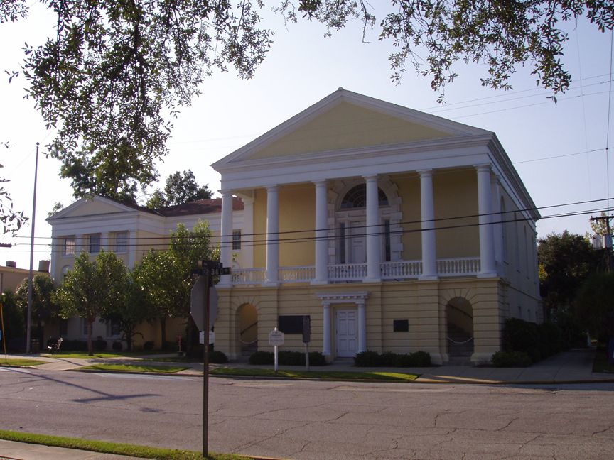 South Carolina South carolina, House styles