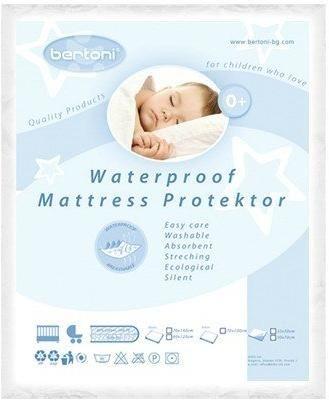 Baby Bed Beschermer.Protectie Impermeabila Pentru Pat 60 X120 Cm Bebe Cradle Bedding