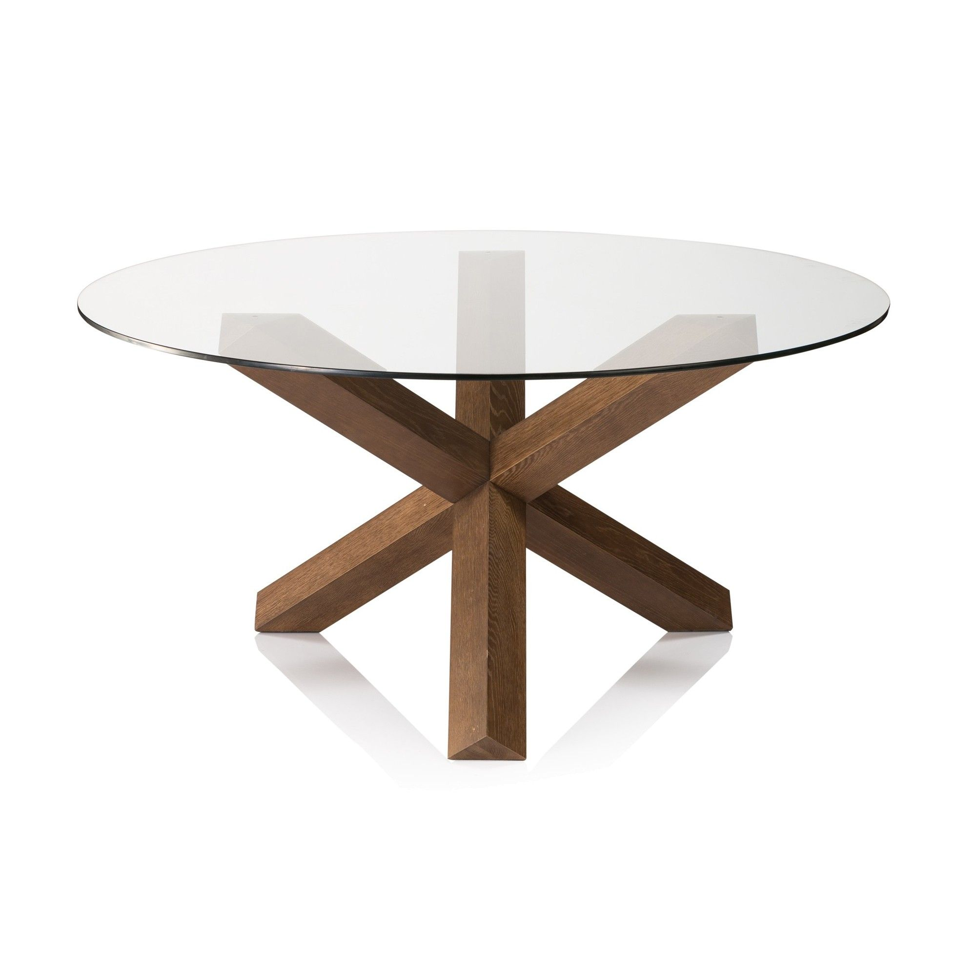 Oslo Spindle Round Dining Table Round Dining Tables