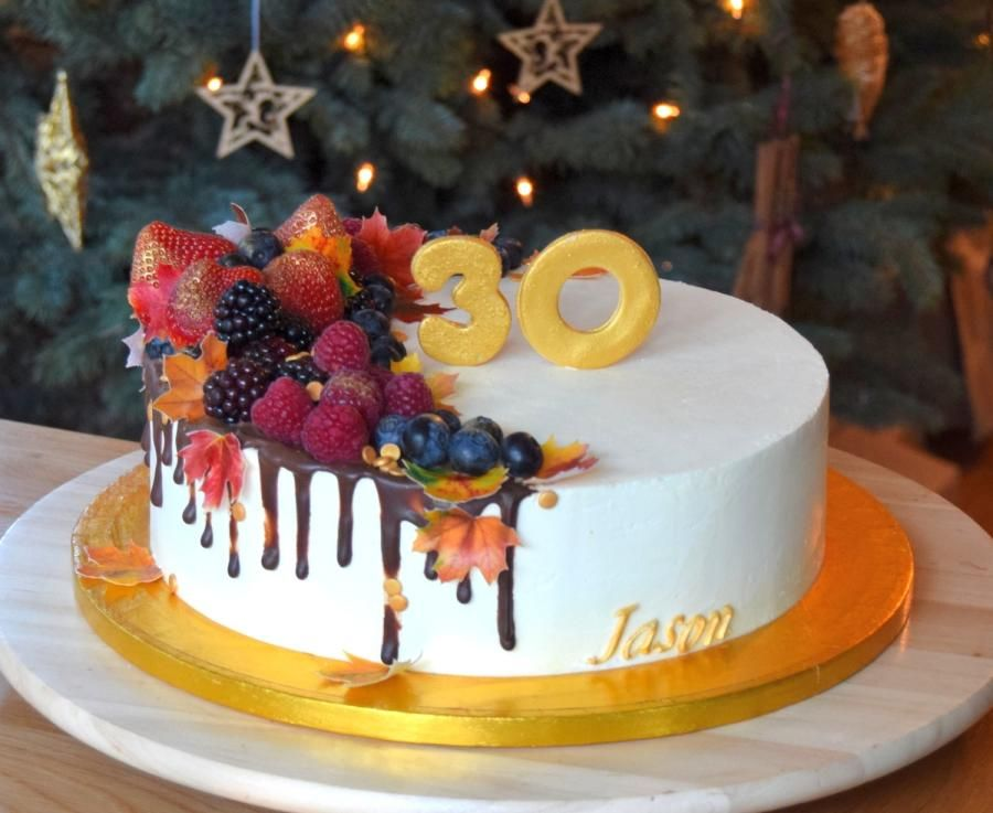 Simple cake - Cake by George's Bakes
