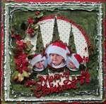 wonderful Christmas layout