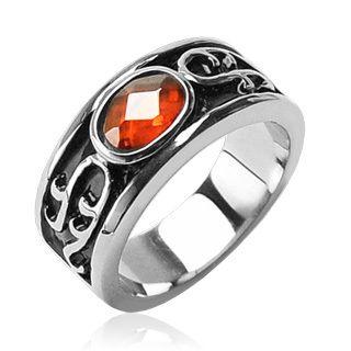 amber ss rings