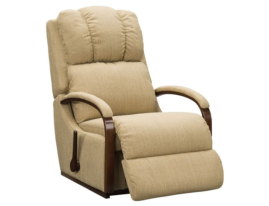 slumberland la z boy harbor town collection caramel rocker recliner