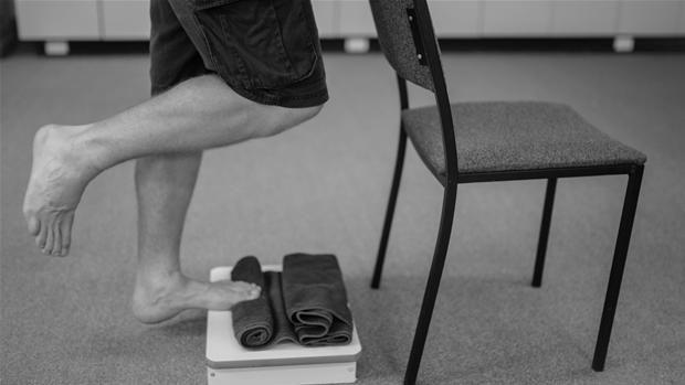 hælsmerter øvelser