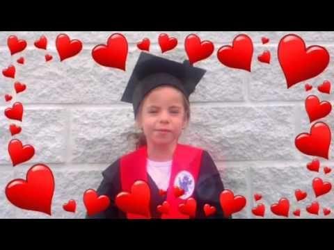 Montaje Graduacion Poesia Graduacion Infantil Imagenes De Graduandos Educacion Infantil