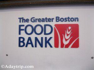 Volunteering At The Greater Boston Food Bank Adaytrip Com Boston Food Greater Boston Food Bank