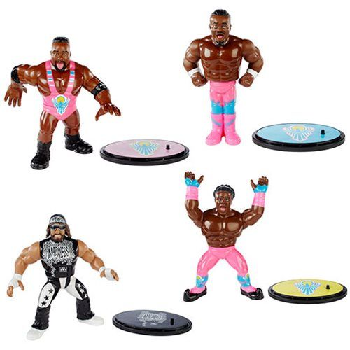 WWE Retro App Action Figure Wave 3 Case Free Shipping