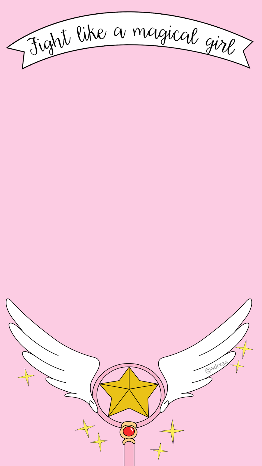 Andrea Arteaga ♡ Sakura Card Captor Wallpapers II