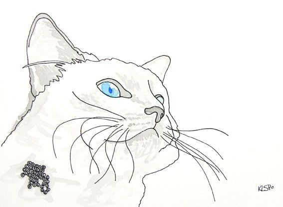 The Mewseum - A Collection of Cat Art -
