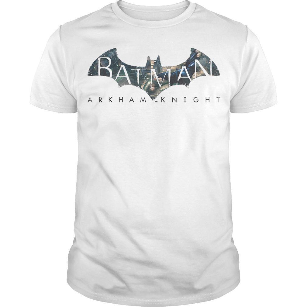 Batman Arkham Knight Descending Logo T Shirt, Hoodie, Sweatshirt. Check price ==► http://www.sunshirts.xyz/?p=139965