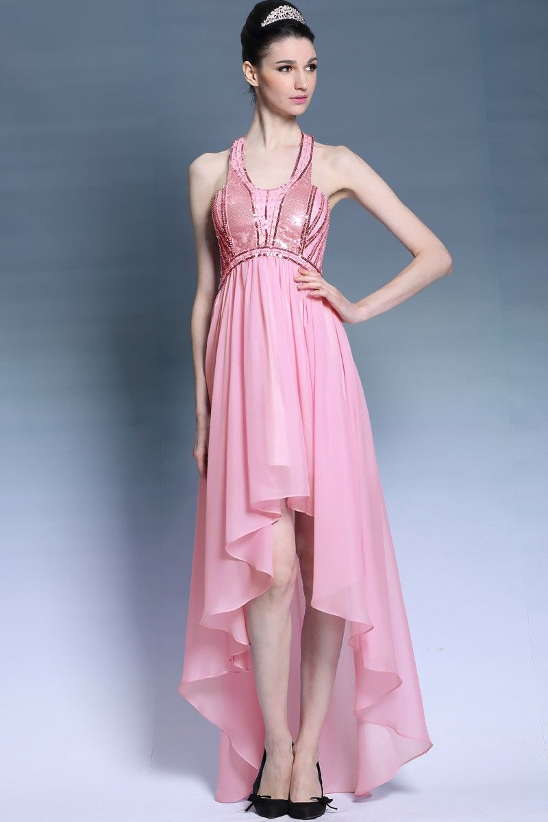 Hi-low party dress! | Formal Long Dress | Pinterest