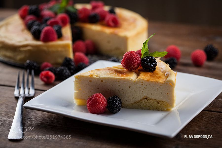 Pic: cheesecake piece