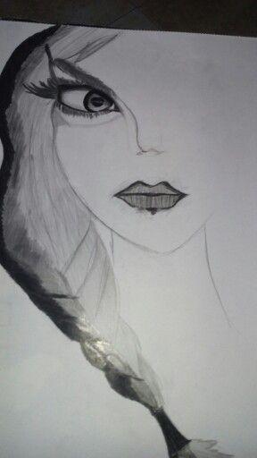 L'espressione in un disegno