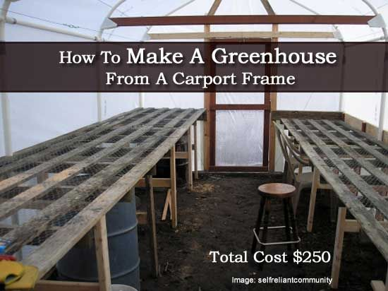 How To Make A Greenhouse From A Carport Frame Greenhouse Plans Greenhouse Pvc Greenhouse