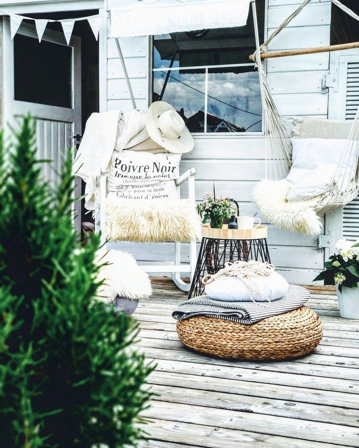 Erholung pur 🌿🌿🌿 Outdoor living, Balconies and Porch