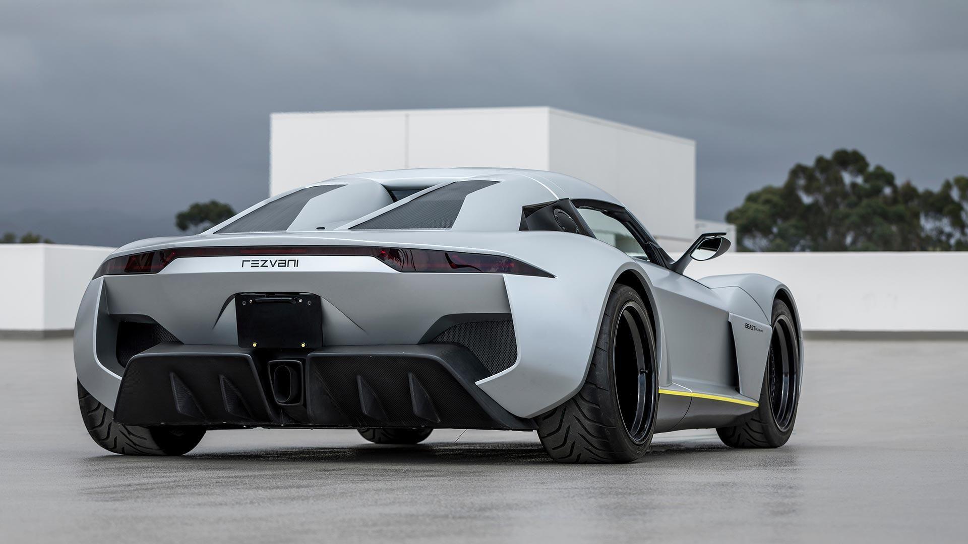 Rezvani Beast Alpha X Blackbird Is 700 Hp Spy Plane For The Road Cool Sports Cars Spy Plane Lux Cars