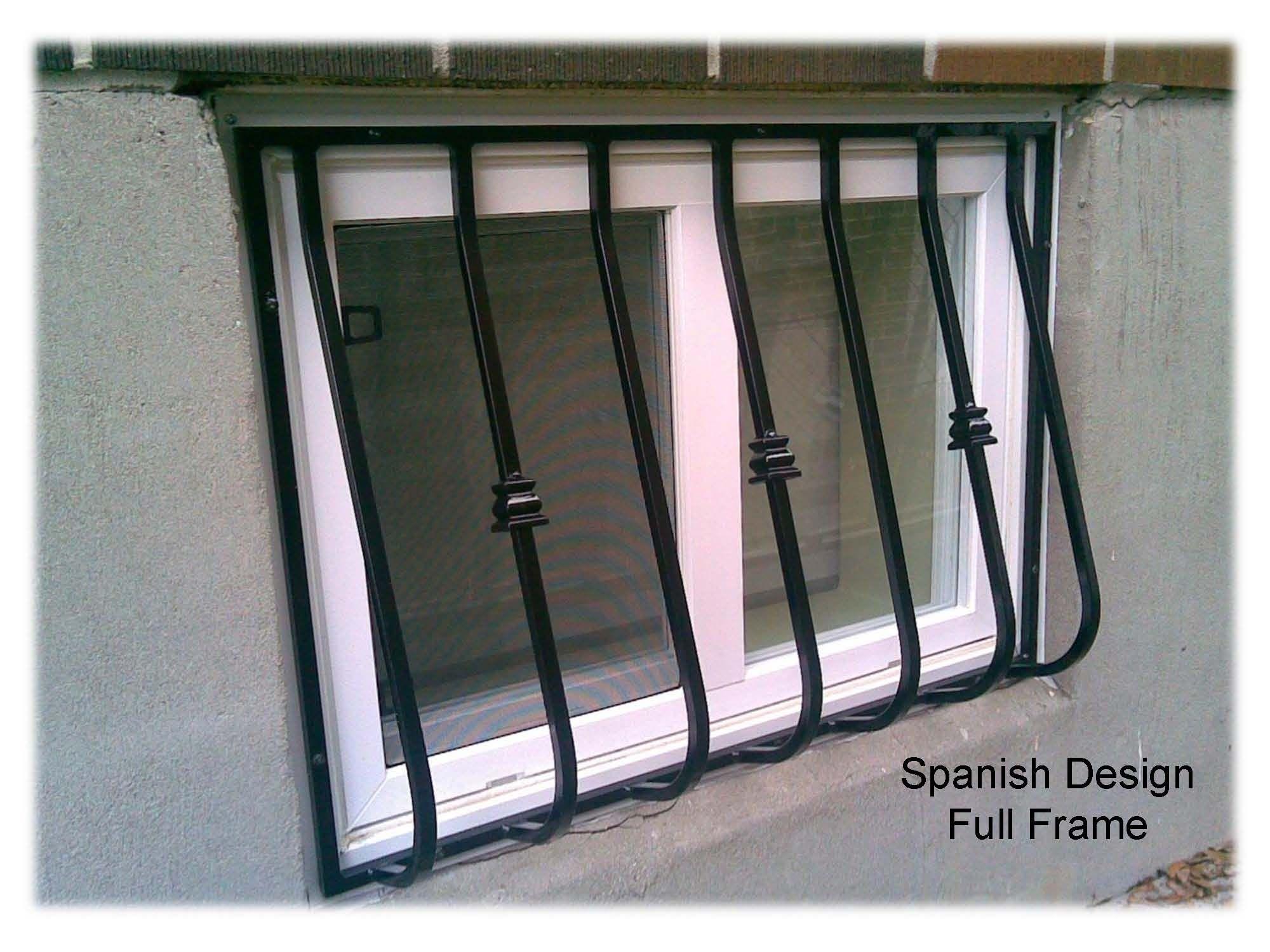 Page 20 Spanish Window Bars Www Metalexdoors Com