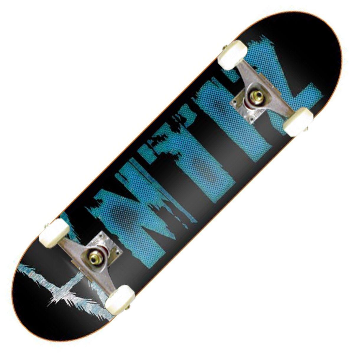 "Board complète Antiz Logo blue 7.875"" 110€ #antiz #skate #skateboard #skateboarding #skates #skater #skateboards #boardcomplete"