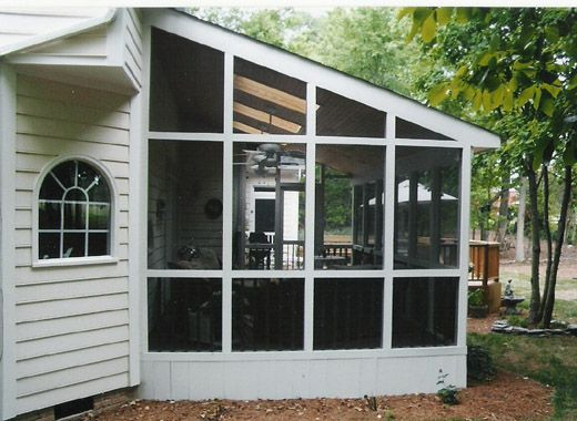 Screened In Porch Ideas Screened Porches Raleigh Nc