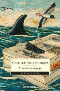 La búsqueda de los náufragos se inicia de inmediato, pero al cabo de pocos días de esfuerzos inútiles los marineros perdidos son declarados oficialmente muertos.El sobreviviente acude un día a la sala de redacción de El Espectador de Colombia. Propone a un joven periodista narrar la verdadera historia del naufragio, sin las deformaciones del oficialismo ni los manoseos de la propaganda-periodista se llama Gabriel García Márquez. -