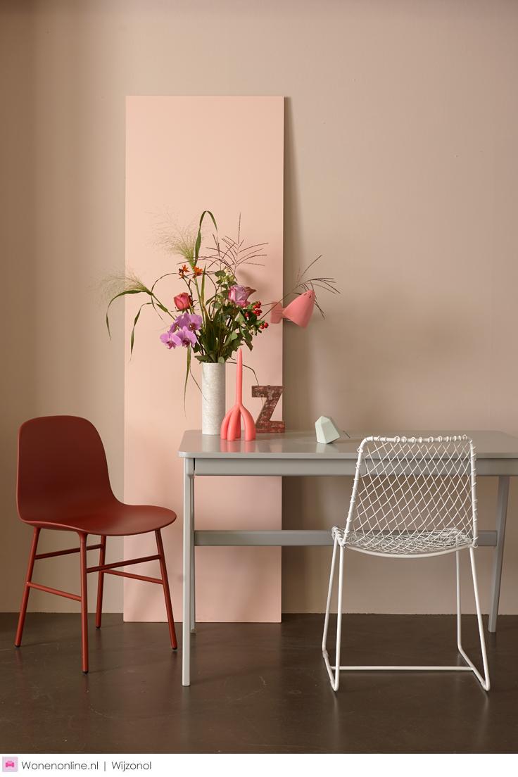 Kleurentrend Fris Romantisch Thuisdecoratie Thuis Interieur