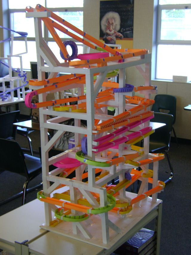 Paper Rollercoasters - can you believe it. Not sure if I would ever have enough time to create these but Christmas break is coming soon.