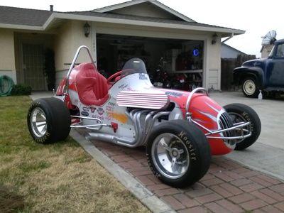 Midget sprint car for sale