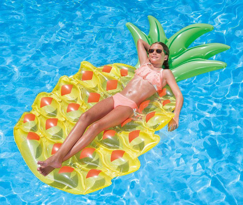 Luftmatratze Ananas Pools Spiele Luftmatratze Matelas Gonflable Gonflable
