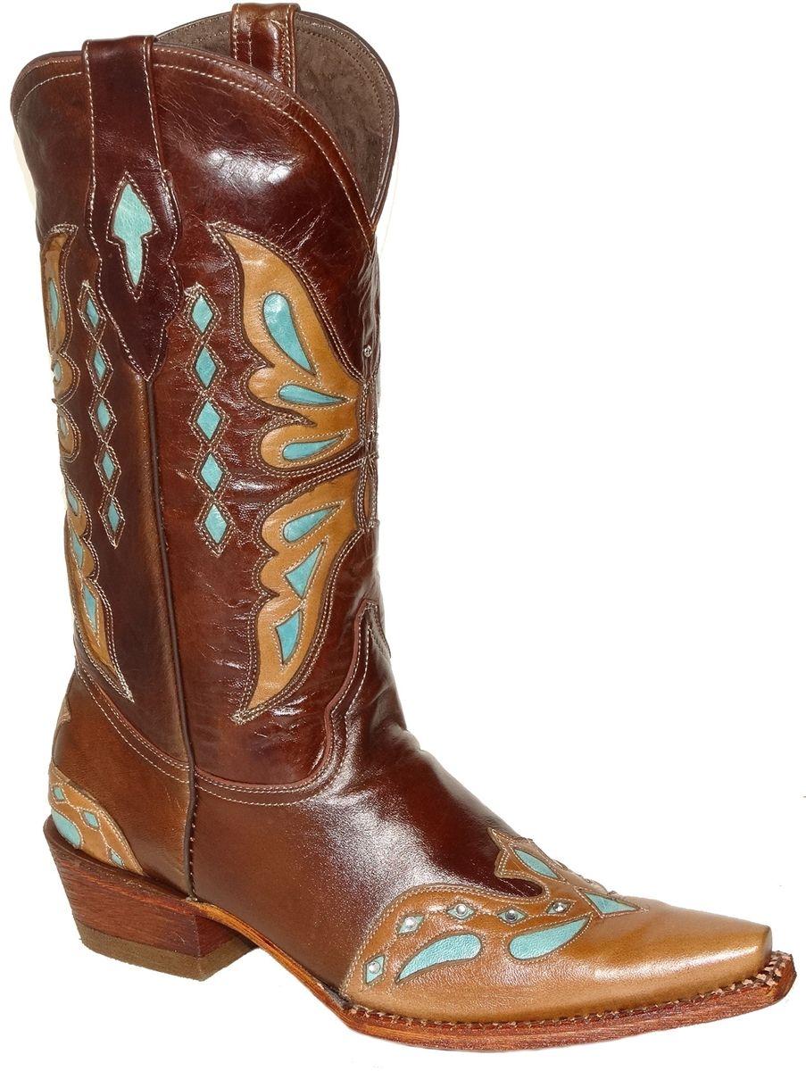 1986946b18a Pecos Bill Ladies Fancy Butterfly Boot: Sierra Western Wear #Cowgirl ...