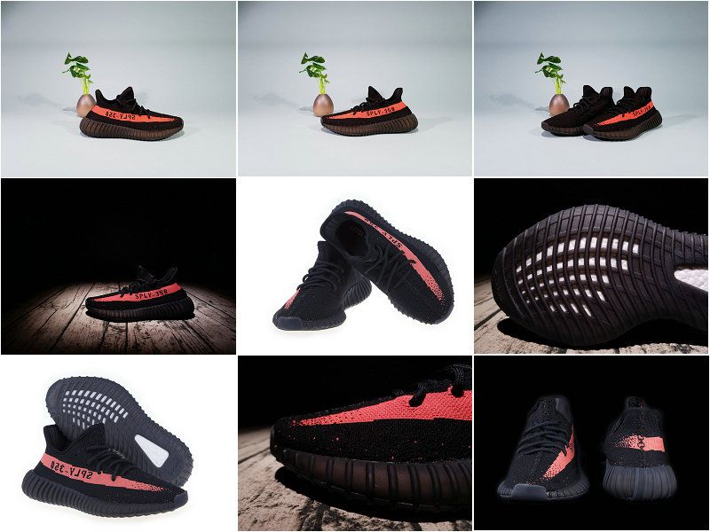 more photos 04831 b0e45 Discount Adidas Yeezy Boost 350 V2 BY9612 Core Black Red Limited Image 2018  Online