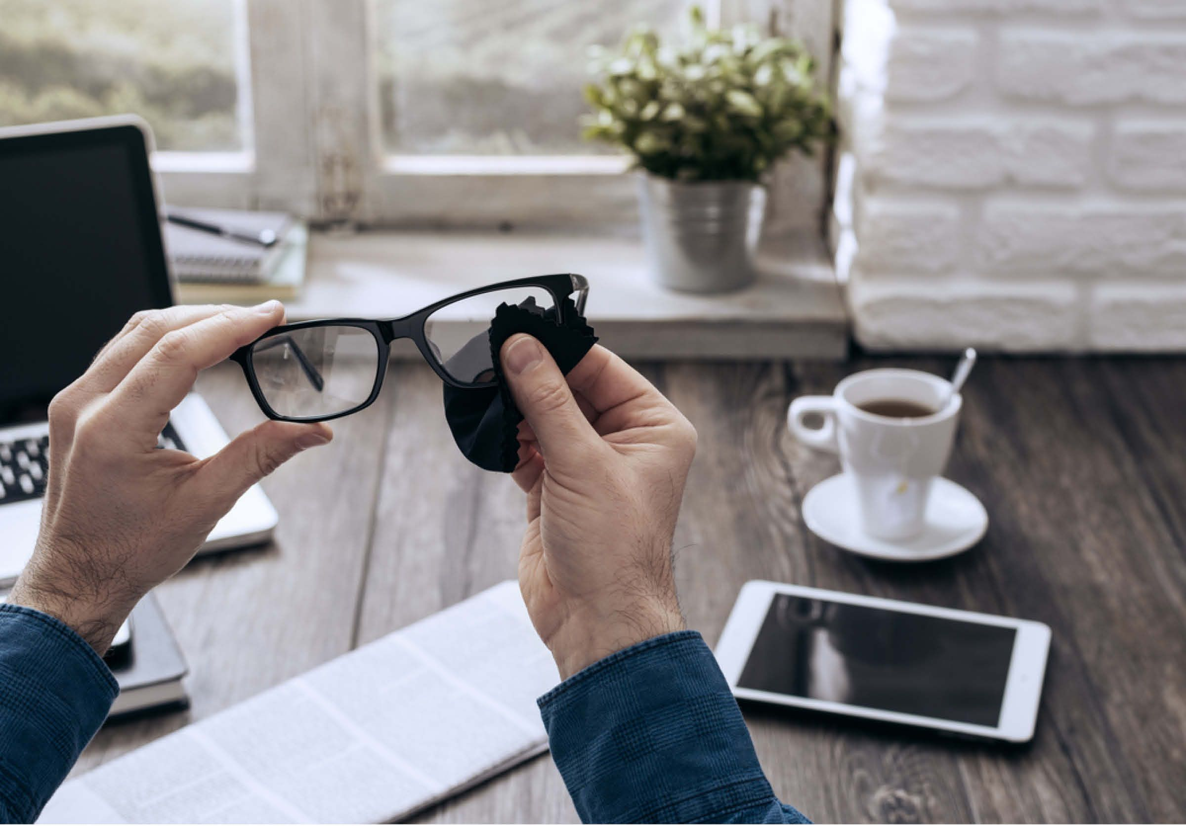 How to Clean Your Eyeglasses Eyeglasses, Cleaning, Lens