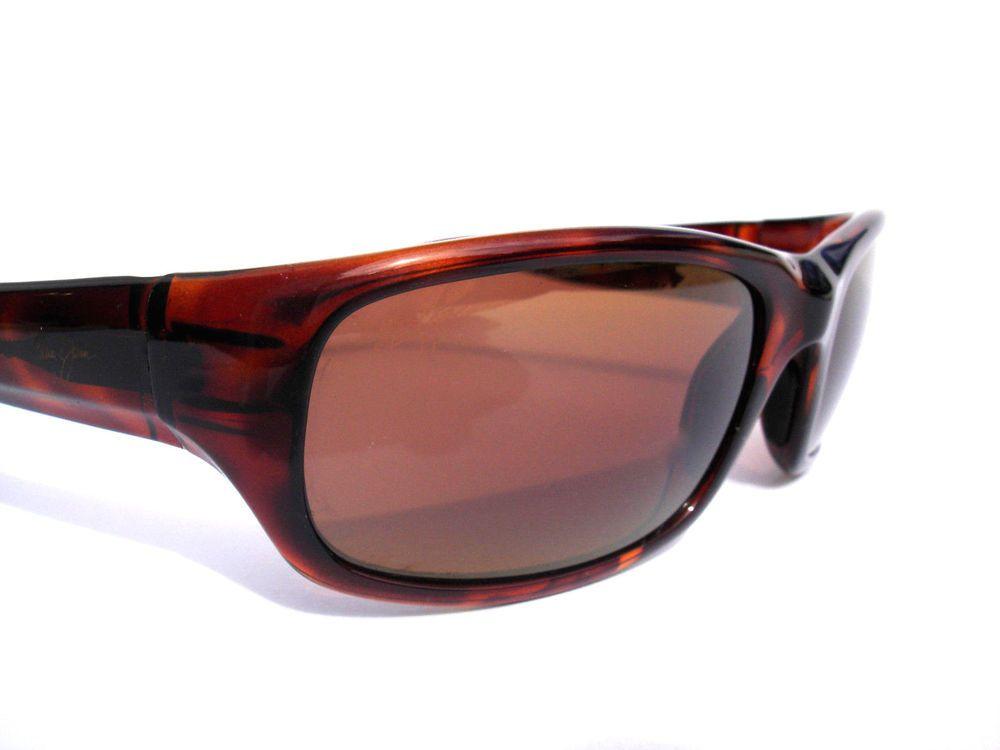 Maui Jim Stingray Sunglasses with Patented PolarizedPlus2 Lens Technology