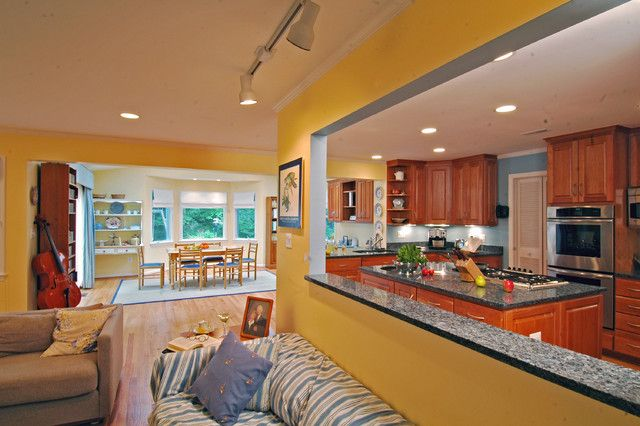Great Ways To Open Your Kitchen Without Remodeling Your Entire