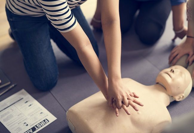First Aid Course