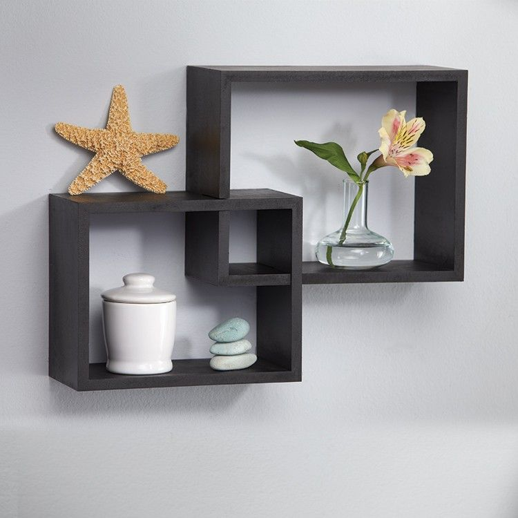 Household Goods Products Supplies Family Dollar Contemporary Wall Shelf Home Decor Affordable Home Decor Family dollar living room decor