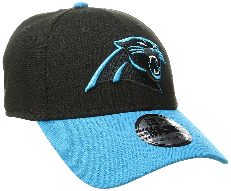 online store 35418 d1fd6 shop detroit lions adjustable hats d4fc4 cd5d9  real amazon nfl the league  carolina panthers 9forty adjustable cap sports fan baseball caps sports  outdoors