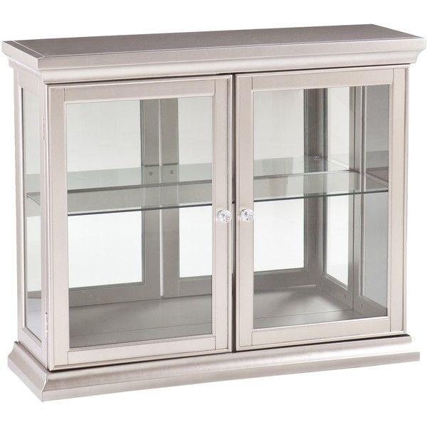 Luxury Double Door Curio Cabinet