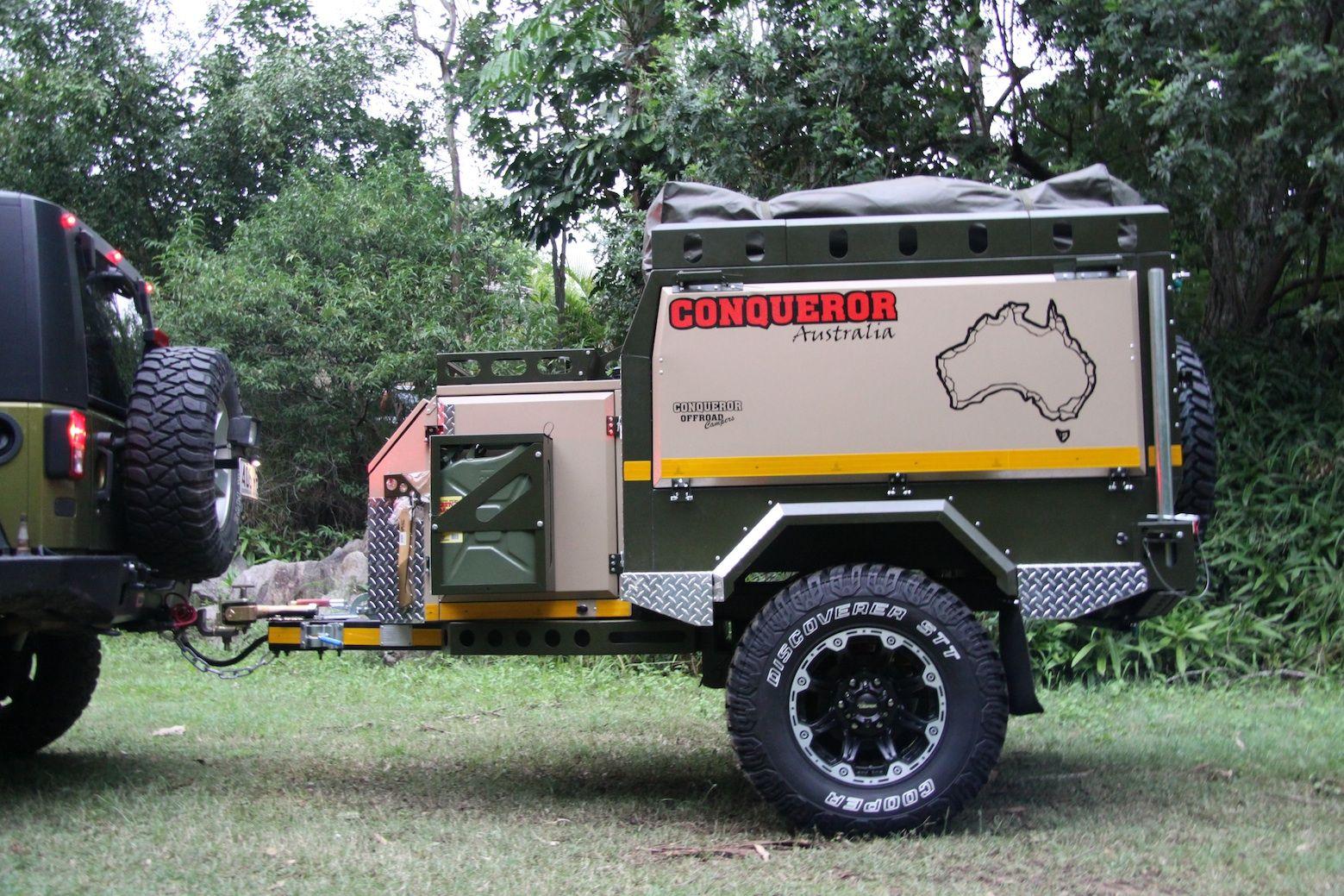 Xt17 t off road caravan mdc camper trailers off road caravans pinterest