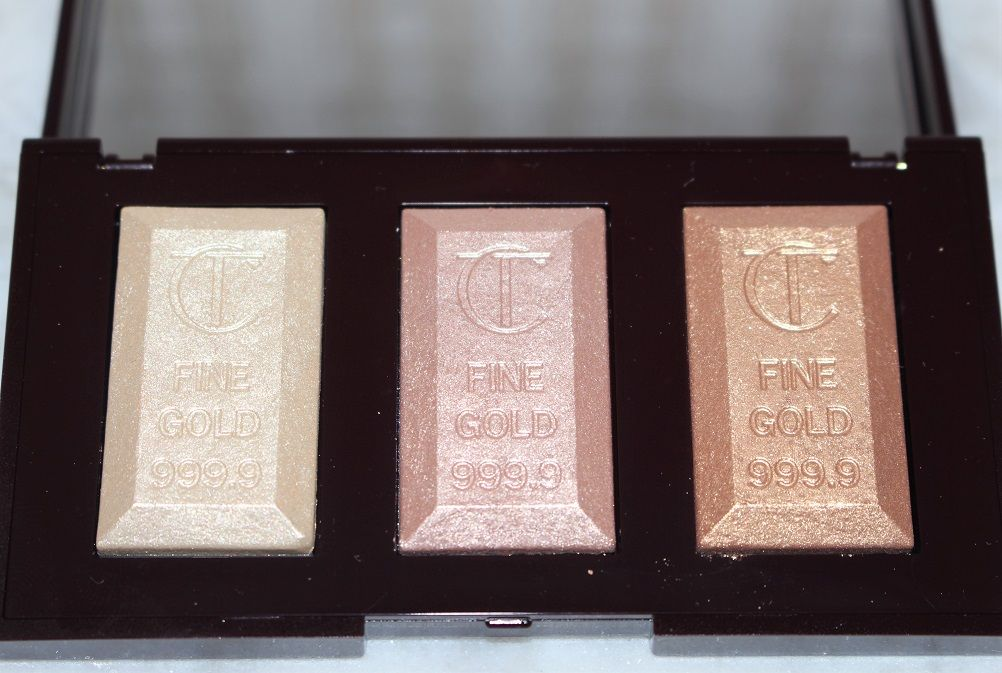 b2fa012c18eb Charlotte Tilbury Bar of Gold Trio Palette Review   Swatches