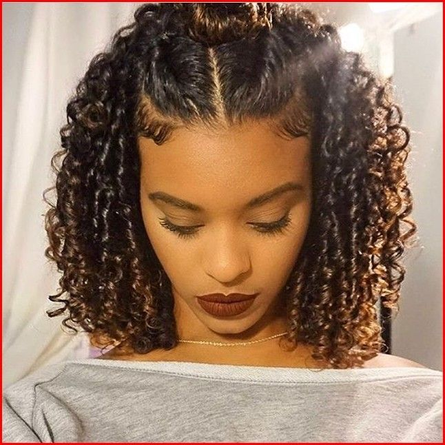 Tips to Keep African American Curly Hairstyles at Its Best #africanamericanhair